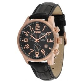 trendor TR202-RB Mens Chronograph