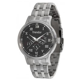 trendor TR204-SB Mens Watch with Multifunction