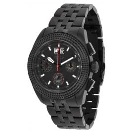 trendor 7636-01 Mens Chronograph with Big Date