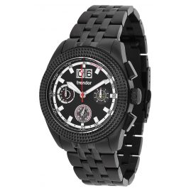 trendor 7636-03 Mens Chronograph with Big Date