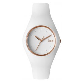 Ice-Watch 000977 Glam White Rose-Gold Damenuhr