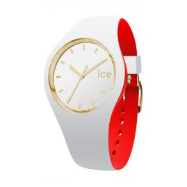 Ice-Watch 007229 Ladies Watch Ice loulou White Gold Small