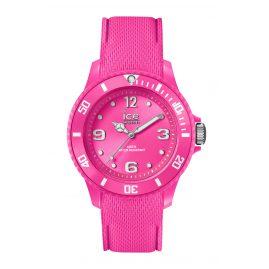 Ice-Watch 014230 Mädchen-Armbanduhr Sixty Nine Neon Pink S