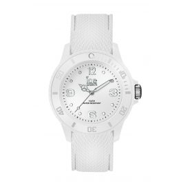 Ice-Watch 014577 Mädchen-Armbanduhr Sixty Nine Weiß S