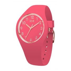 Ice-Watch 015331 Damenuhr Ice Glam Colour Himbeer S