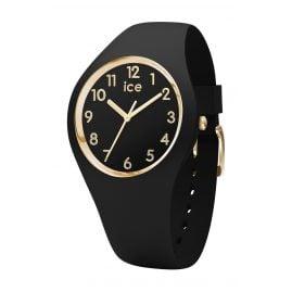Ice-Watch 015338 Ladies Watch Ice Glam Black/Gold S