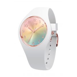 Ice-Watch 015743 Damen-Armbanduhr Ice Sunset Rainbow S