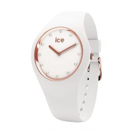Ice-Watch 016300 Damen-Armbanduhr Cosmos White S