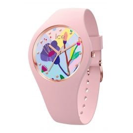 Ice-Watch 016654 Damenuhr Pink Garden S