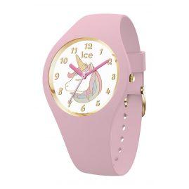 Ice-Watch 016722 Mädchenuhr Einhorn Pink S