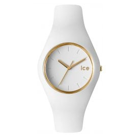 Ice-Watch 000917 Ice Glam White Unisex Armbanduhr