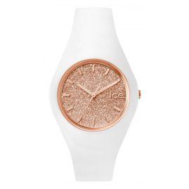 Ice-Watch 001350 Ice Glitter White Rose Gold Uhr