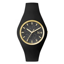 Ice-Watch 001356 Ice Glitter Black Damenuhr