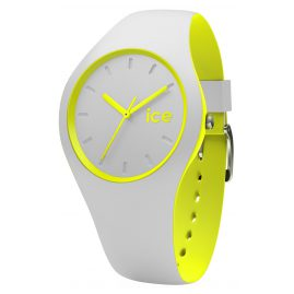 Ice-Watch 001500 Ice Duo Grey Yellow Armbanduhr