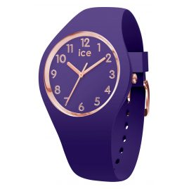 Ice-Watch 015696 Damenuhr Ice Glam Colour Ultra Violet M