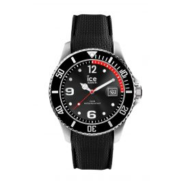 Ice-Watch 016030 Herren-Armbanduhr Ice Steel Black M