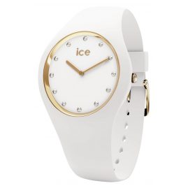 Ice-Watch 016296 Damenuhr Cosmos White Gold M