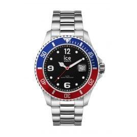 Ice-Watch 016545 Herrenuhr Ice Steel United Silver M