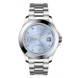 Ice-Watch 016775 Ladies Watch Ice Steel Light Blue M