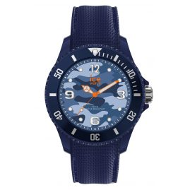 Ice-Watch 016293 Wristwatch Bastogne Blue M