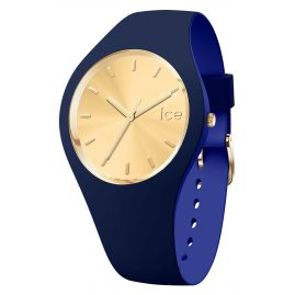 Ice-Watch 016986 Damenuhr Duo Chic Navy M