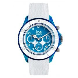 Ice-Watch 014220 Armbanduhr Ice Dune White Superman Blue L