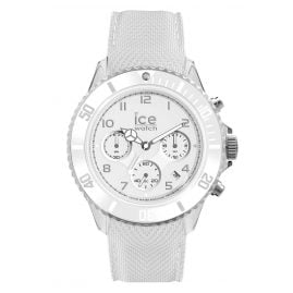 Ice-Watch 014217 Unisex Armbanduhr Ice Dune Weiß L
