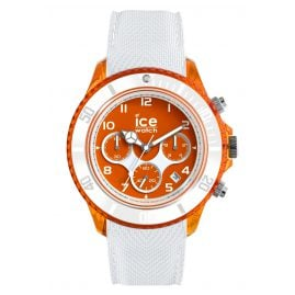 Ice-Watch 014221 Armbanduhr Ice Dune White Orange Red L
