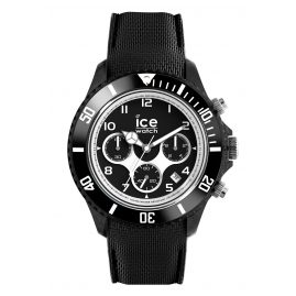 Ice-Watch 014222 Mens Chronograph Ice Dune Black XL