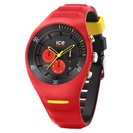 Ice-Watch 014950 Herrenarmbanduhr Chrono Pierre Leclercq Rot L