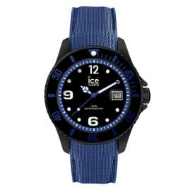 Ice-Watch 015783 Herrenuhr Ice Steel Black Blue L