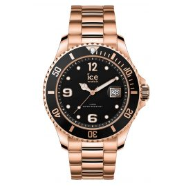 Ice-Watch 016764 Herrenuhr Ice Steel Rose-Gold L