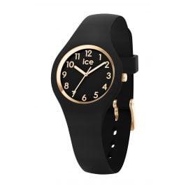Ice-Watch 015342 Ladies Watch Ice Glam Black/Gold XS