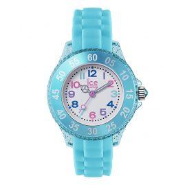 Ice-Watch 016415 Mädchen-Armbanduhr Princess Turquoise XS