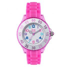 Ice-Watch 016414 Mädchen-Armbanduhr Princess Pink XS