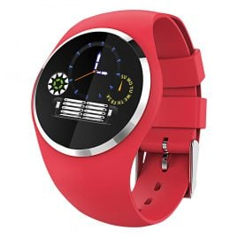 Atlanta 9703/1 Smartwatch mit Touchdisplay Rot