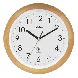 Atlanta 4323/30 Radio-Controlled Wall Clock