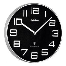 Atlanta 4386/19 Radio-Controlled Wall Clock