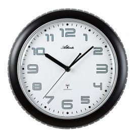 Atlanta 4387/7 Radio-Controlled Wall Clock