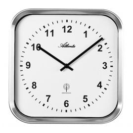 Atlanta 4384/0 Radio-Controlled Wall Clock
