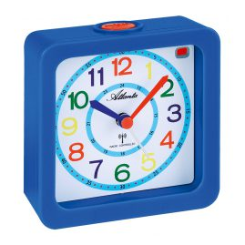 Atlanta 1853/5 Radio Controlled Alarm Clock for Kids