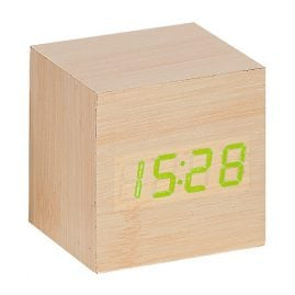 Atlanta 1134/30 Design Alarm Clock with Touch Technology