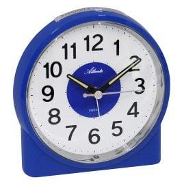 Atlanta 1986/5 Alarm Clock with Melody Blue