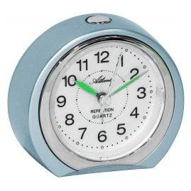 Atlanta 1628/5 Alarm Clock Light Blue