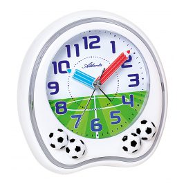 Atlanta 1719/0F Kids Alarm Clock Football