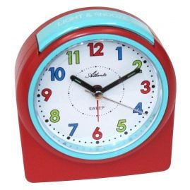 Atlanta 1987/1 Kids Alarm Clock with Backlight and Snooze