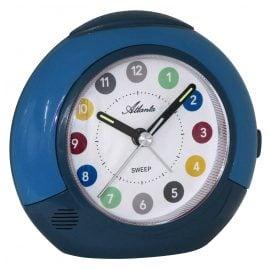 Atlanta 1526/5 Children's Alarm Clock Blue