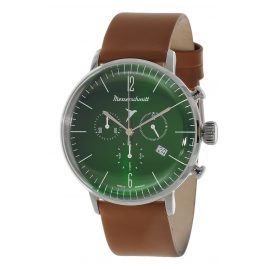 Messerschmitt ME-4H184 Men´s Wristwatch Bauhaus Chronograph