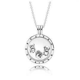 Pandora 08356-60 Locket Necklace Set Children