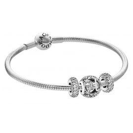Pandora 35593 Armband-Set mit Buchstabe H